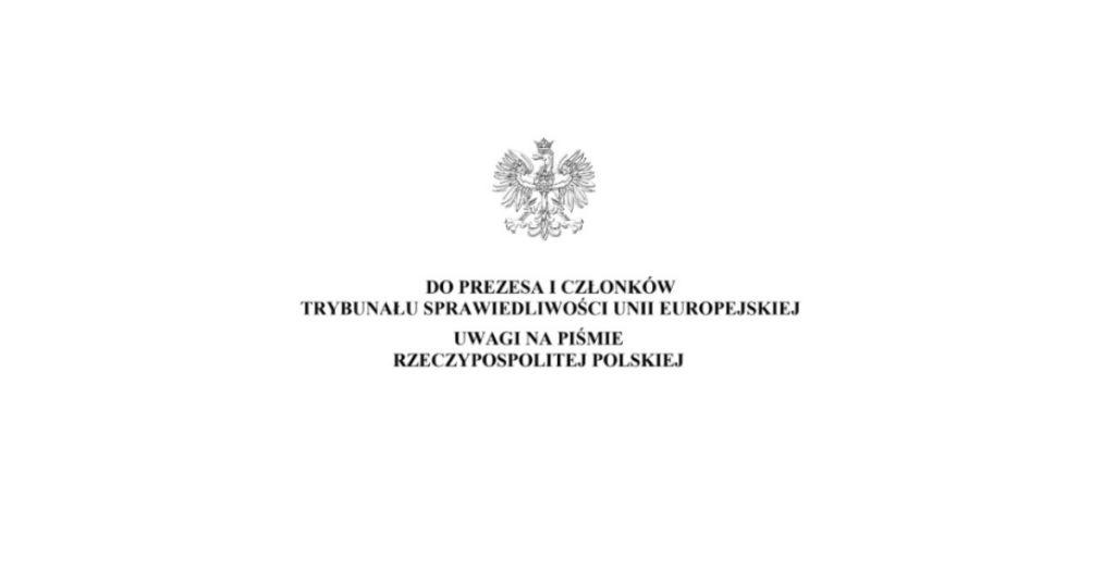 unieważnienie kredytu frankowego - stanowisko rządu RP