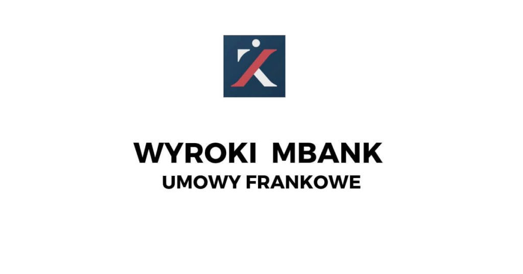 wyroki mbank