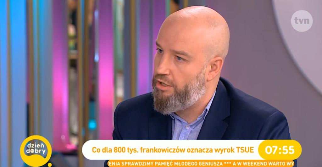 Kamil Sienkiewicz o TSUE