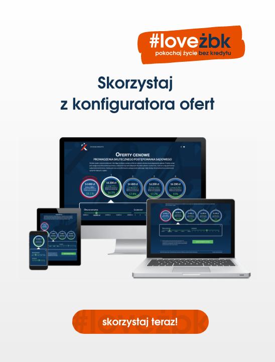 Konfigurator ofert ŻBK