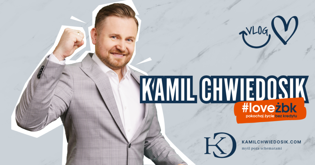 Kamil Chwiedosik vlog